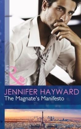 Magnate's Manifesto (Mills & Boon Modern)