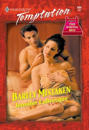 Barely Mistaken (Mills & Boon Temptation)
