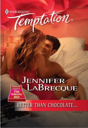 Better Than Chocolate... (Mills & Boon Temptation)