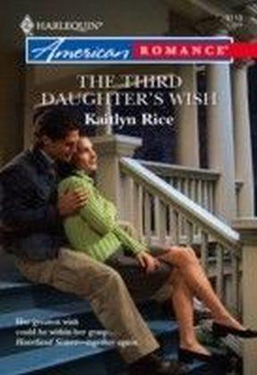 Third Daughter's Wish (Mills & Boon American Romance)