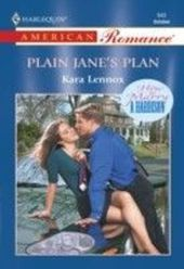 Plain Jane's Plan (Mills & Boon American Romance)