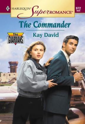 Commander (Mills & Boon Vintage Superromance)