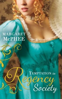 Temptation in Regency Society (Mills & Boon M&B) (Gentlemen of Disrepute - Book 1)