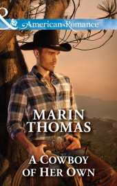 Cowboy of Her Own (Mills & Boon American Romance) (The Cash Brothers - Book 6)