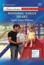Winning Sara's Heart (Mills & Boon American Romance)