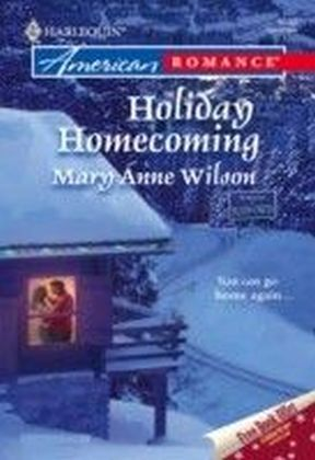 Holiday Homecoming (Mills & Boon American Romance)