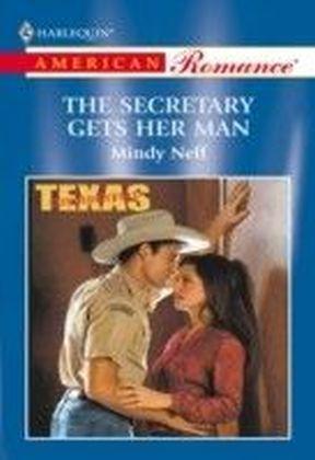 Secretary Gets Her Man