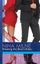 Breaking the Boss's Rules (Mills & Boon Modern Tempted)