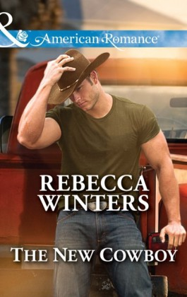 New Cowboy (Mills & Boon American Romance) (Hitting Rocks Cowboys - Book 3)