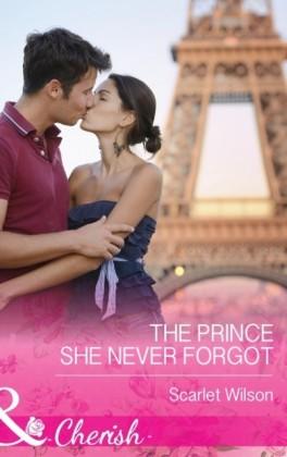 Prince She Never Forgot (Mills & Boon Cherish)