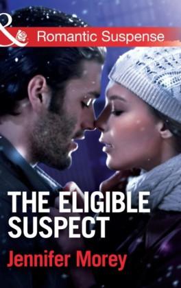 Eligible Suspect (Mills & Boon Romantic Suspense) (Ivy Avengers - Book 4)