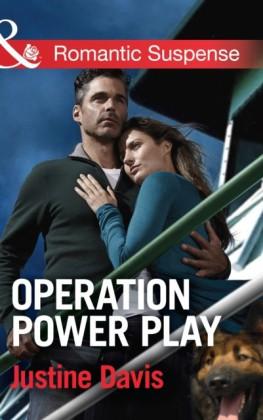 Operation Power Play (Mills & Boon Romantic Suspense) (Cutter's Code - Book 5)