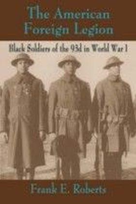 American Foreign Legion