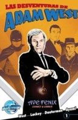 Mis-Adventures of Adam West. Vol.1/2