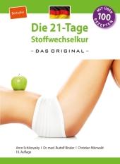 Die 21-Tage Stoffwechselkur - das Original - Cover