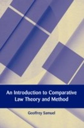 Introduction to Comparative Law Theory and Method