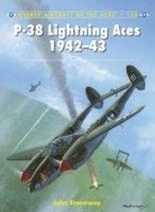 P-38 Lightning Aces 1942-43
