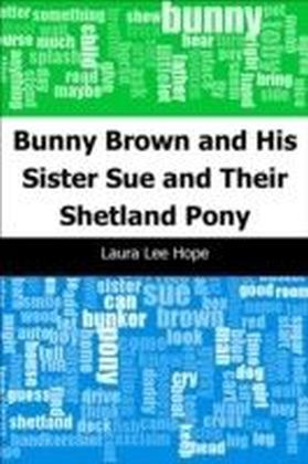Bunny Brown and His Sister Sue and Their Shetland Pony