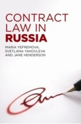 Contract Law in Russia,