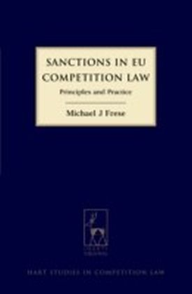 Sanctions in EU Competition Law,