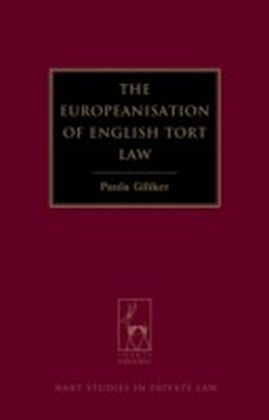 Europeanisation of English Tort Law