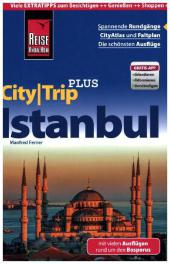 Reise Know-How Reiseführer Istanbul (CityTrip PLUS) Cover