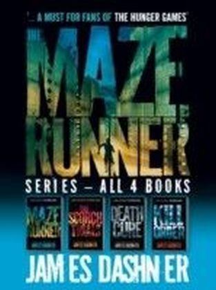 Maze Runner Complete Collection