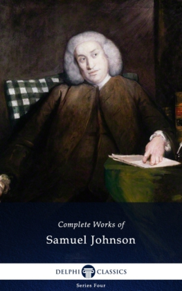 Delphi Complete Works of Samuel Johnson (Illustrated)