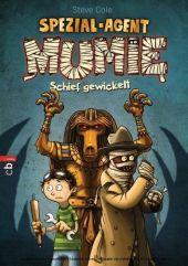 Spezial-Agent Mumie - Schief gewickelt