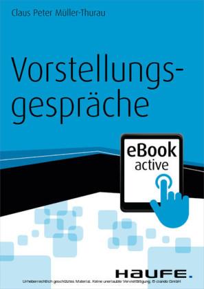 Vorstellungsgespräche eBook active