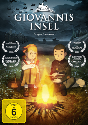 Giovannis Insel, 1 DVD