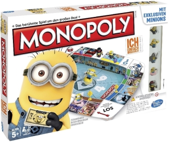 Monopoly (Spiel), Ich - Einfach unverbesserlich