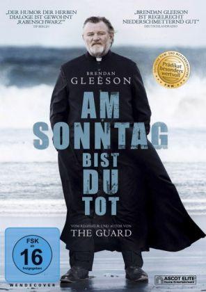 Am Sonntag bist du tot, 1 DVD