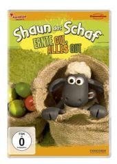 "Shaun das Schaf ""Ernte gut, alles gut"", 1 DVD Cover"