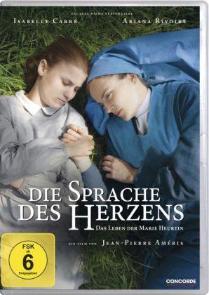 Die Sprache des Herzens - Das Leben der Marie Heurtin, 1 DVD