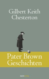 Pater Brown Geschichten Cover