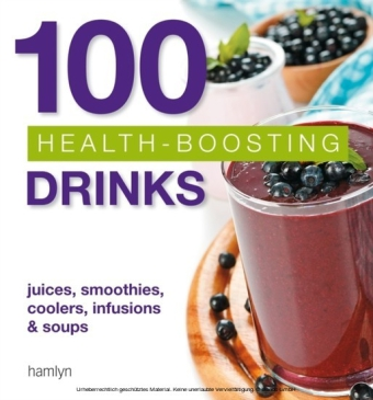 100 Health-Boosting Drinks