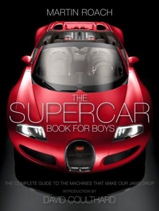 Supercar Book for Boys