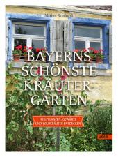 Bayerns schönste Kräutergärten Cover