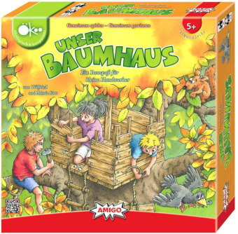 Unser Baumhaus (Kinderspiel)