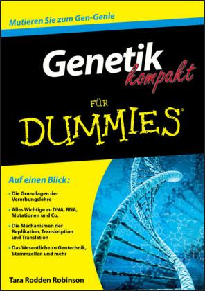 Genetik kompakt für Dummies