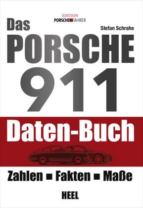 Das Porsche 911 Daten-Buch