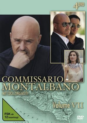 Commisario Montalbano, 2 DVDs
