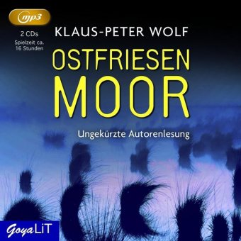 Ostfriesenmoor, 2 MP3-CDs