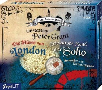 Gestatten: Peter Grant, 6 Audio-CDs