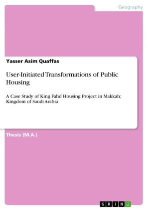 User-Initiated Transformations of Public Housing
