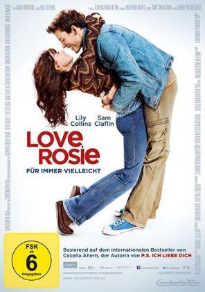 Love, Rosie - Für immer vielleicht, 1 DVD