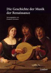 Die Geschichte der Musik der Renaissance, 2 Tle. zur Subskription