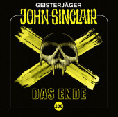 Geisterjäger John Sinclair - Das Ende, 2 Audio-CDs (Regular Edition) Cover
