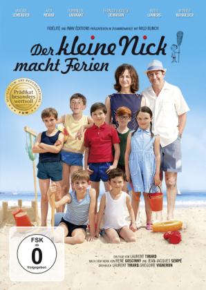 Der kleine Nick macht Ferien, 1 DVD
